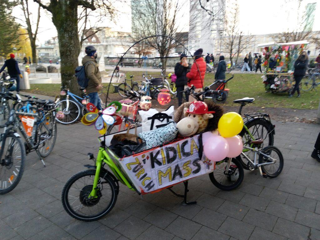 Kidical Mass Zürich